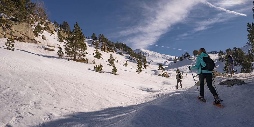 Pic de la Llosa and Coma Ermada – Snowshoes hiking