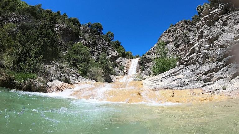 Naturals pools of Santa Fe - Hiking & River Bath