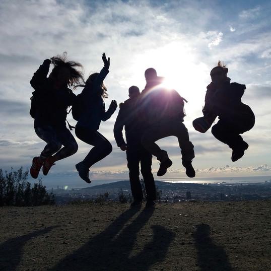Aventureros felices - Yepalo