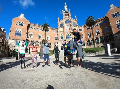 Run and Brunch Barcelona