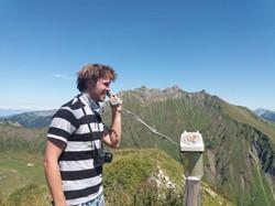 hiking Alpes 8