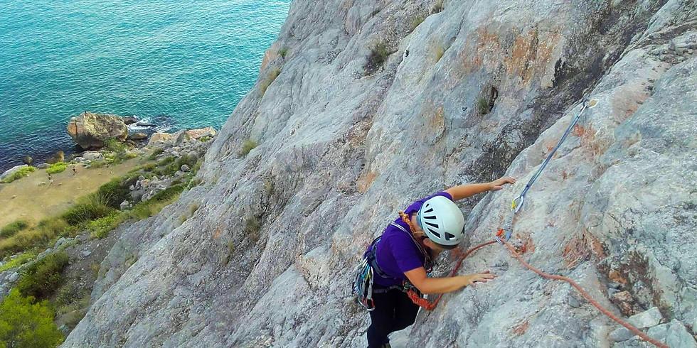 Iniciación a la escalada al aire libre