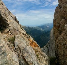 view from pedraforca mountain