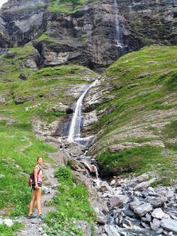 hiking Alpes 3