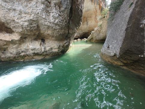 Río en Huesca