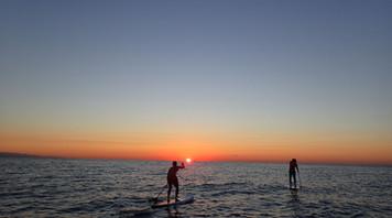 Sunrise Stand up Paddle
