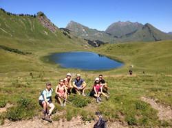 hiking Alpes 13