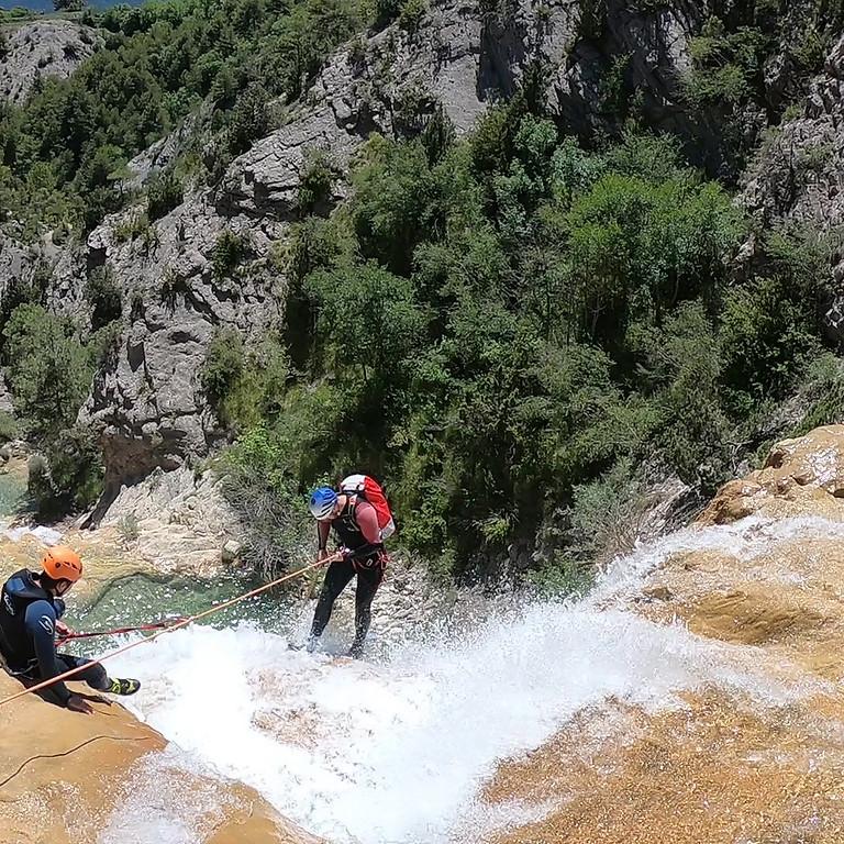 Canyoning La Seu d'Urgell