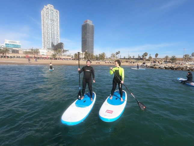 Stand Up Paddle and brunch