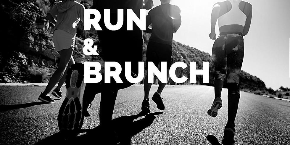 Run and Brunch en Barcelona - correr o senderismo urbano