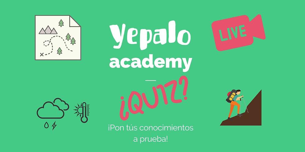YEPALO ACADEMY - QUIZ EN LINEA  - APRENDER Y DIVERTIRSE -  GRATIS