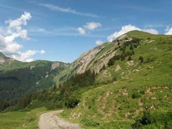hiking Alpes 11