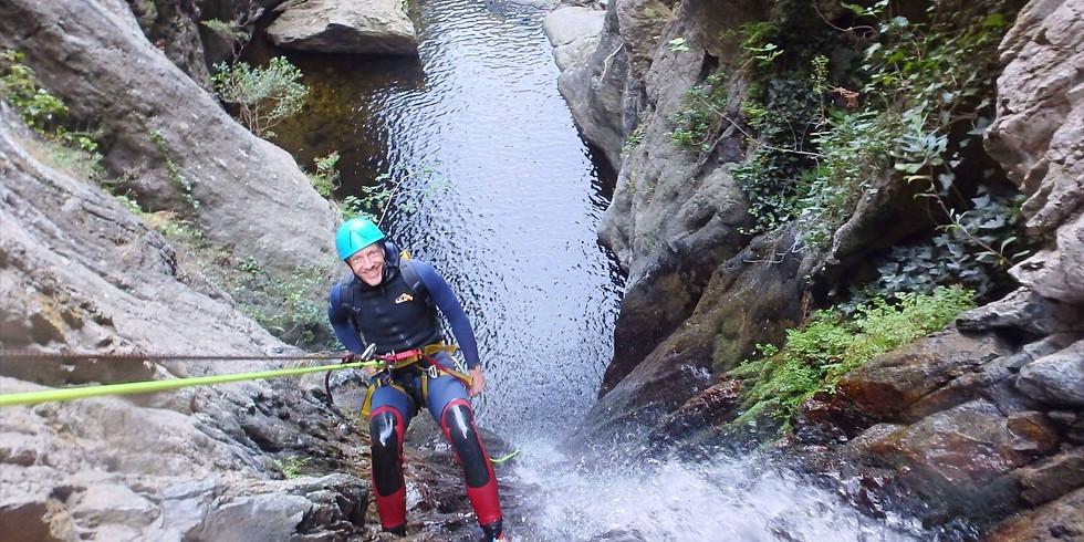 Barranquismo en el Pirineo frances. 3 días