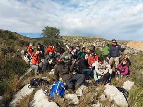 Los aventureros locos de Yepalo en Garraf