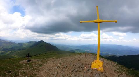 top of the Taga