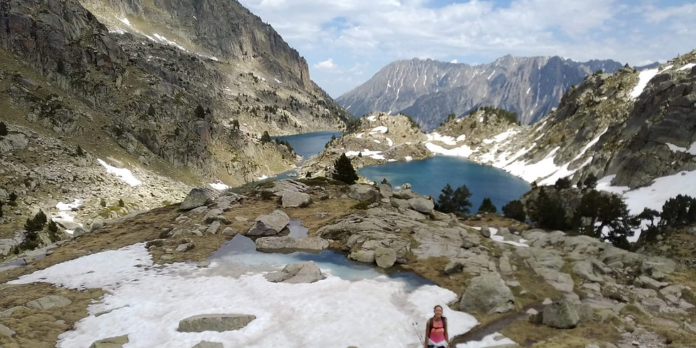 Parque nacional de aigüestortes 4 days hiking