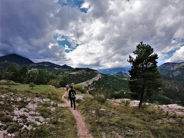 Conscious hike Vallcebre