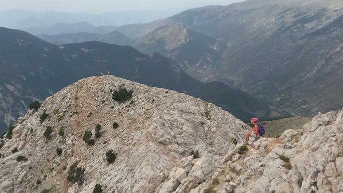 Ascenso a Pedraforca