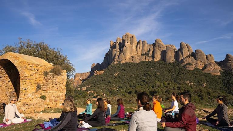 Conscious hike + Yoga @ Les agulles de Montserrat