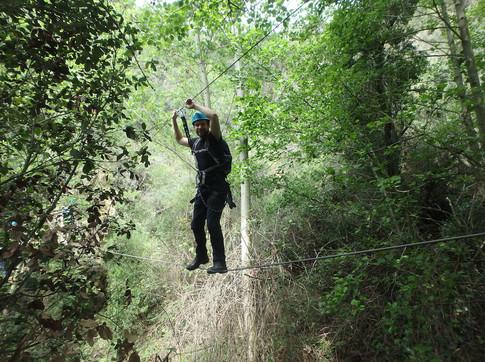 Via Ferrata - Gorges de Salenys