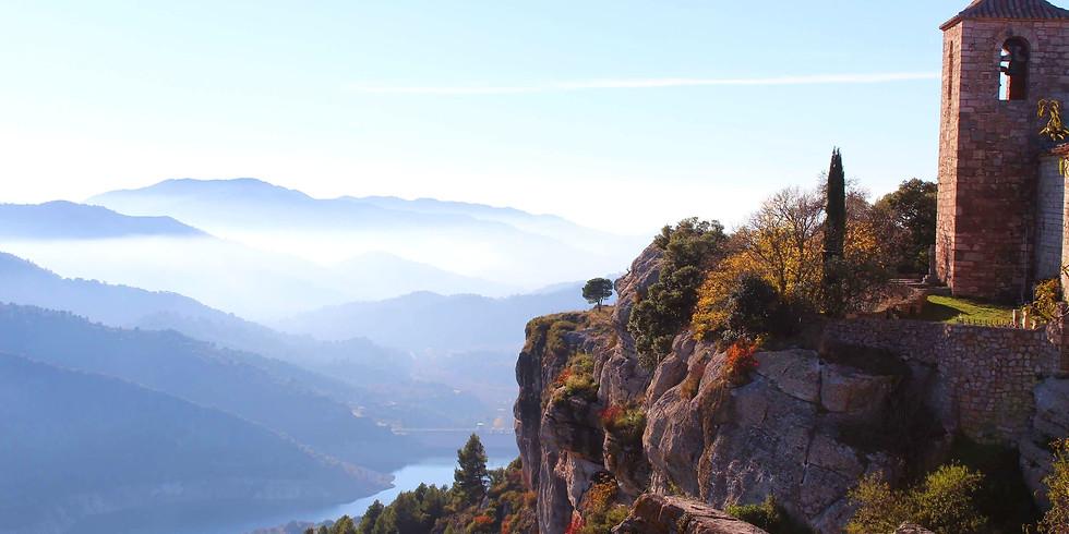 The wonders of/las maravillas del Priorat & Siurana. Hiking weekend.