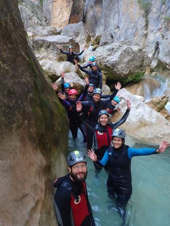 Sierra de Guara Hiking -Canyoning - Climbing