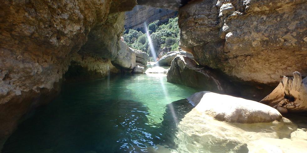 Sierra de Guara- Hiking/Canyoning/Climbing 4 days/3 nights