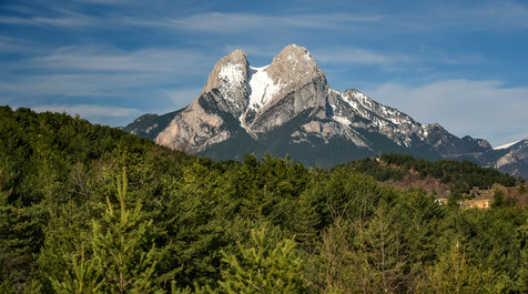 Pedraforca mountain
