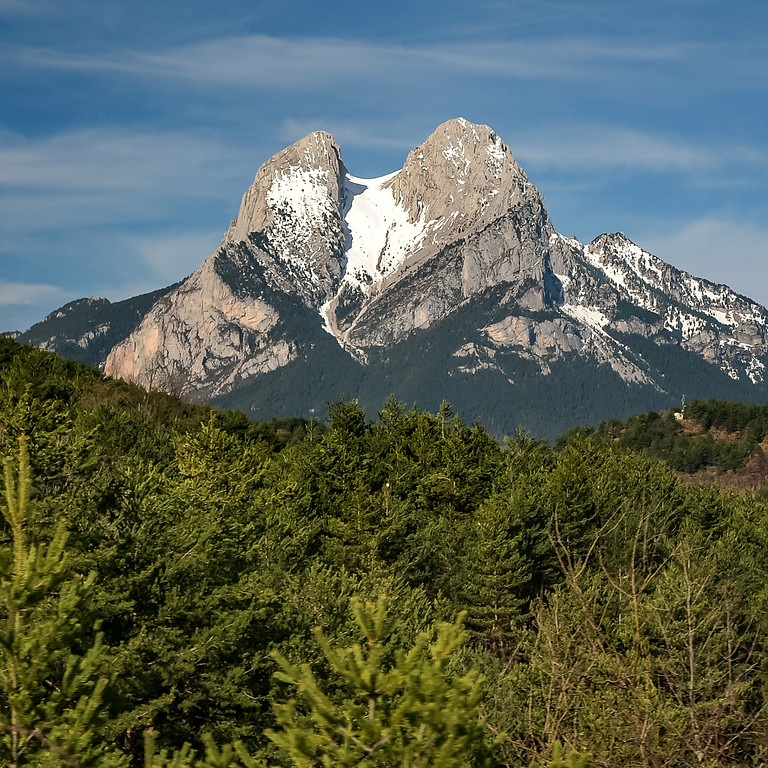 Hike to the top of El Pedraforca 2.506m