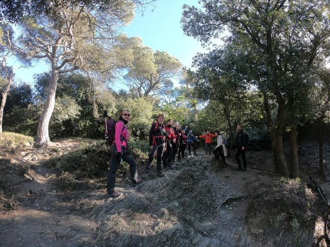 Hikoustics hike and music en Collserola