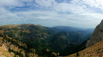 amazing views from Pedraforca