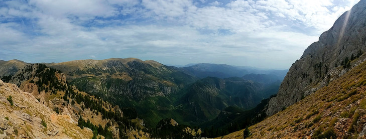 viw from pedraforca