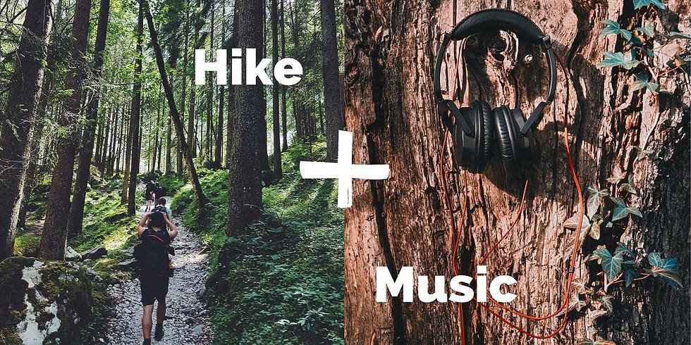 Hikoustics = senderismo y música en el Parque Natural del Collserola
