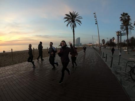Yepalo Sunrise Running