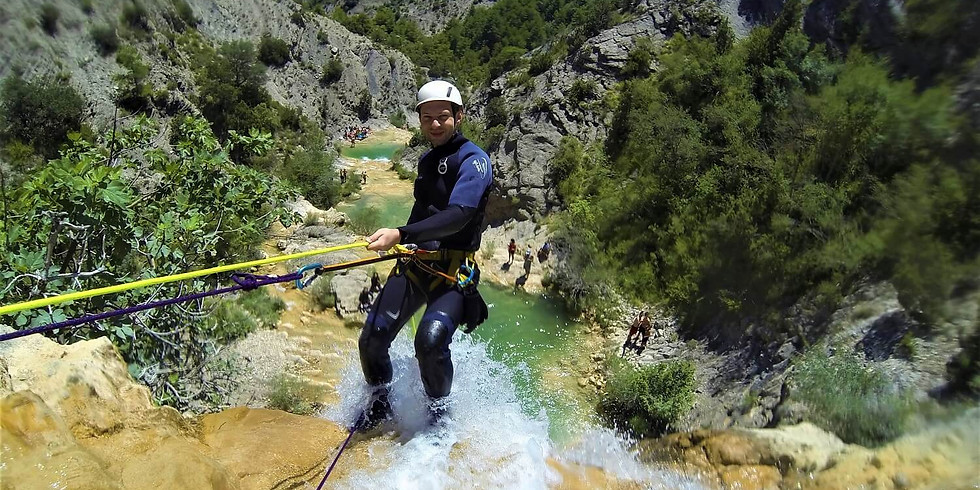 Canyoning weekend @L'Alt Urgell
