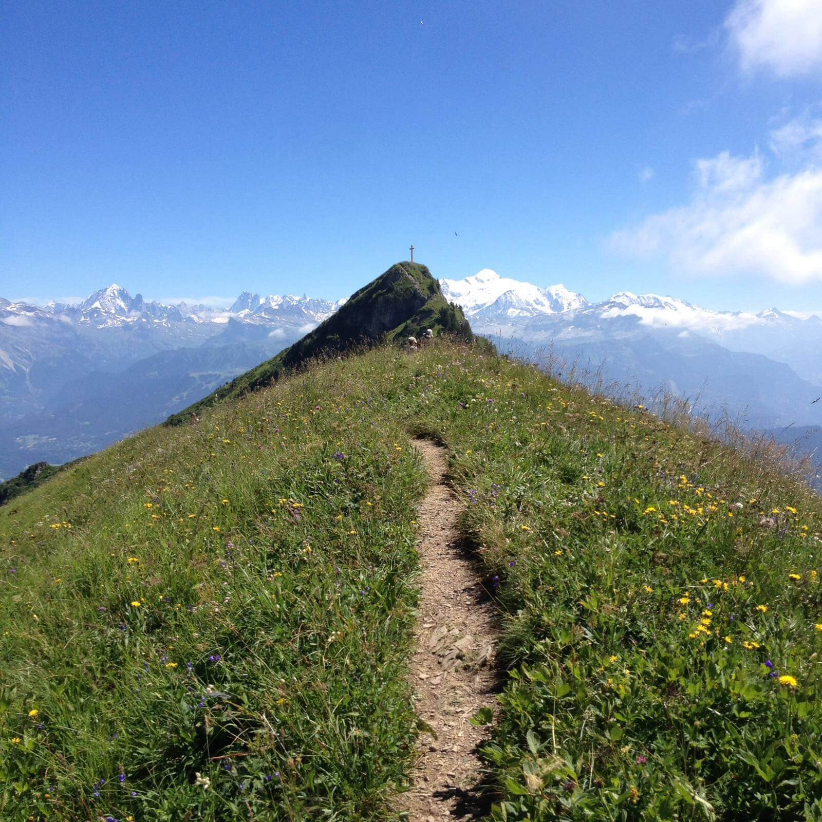 hiking Alpes 12