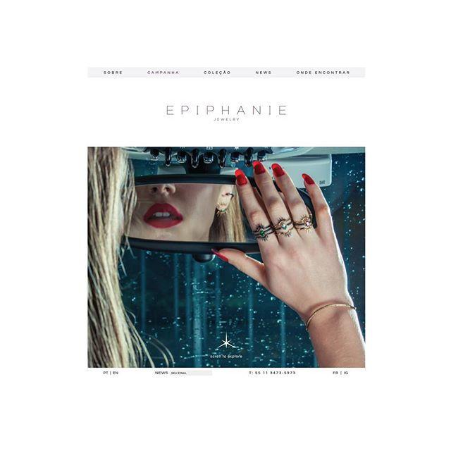 Site Institucional Epiphanie