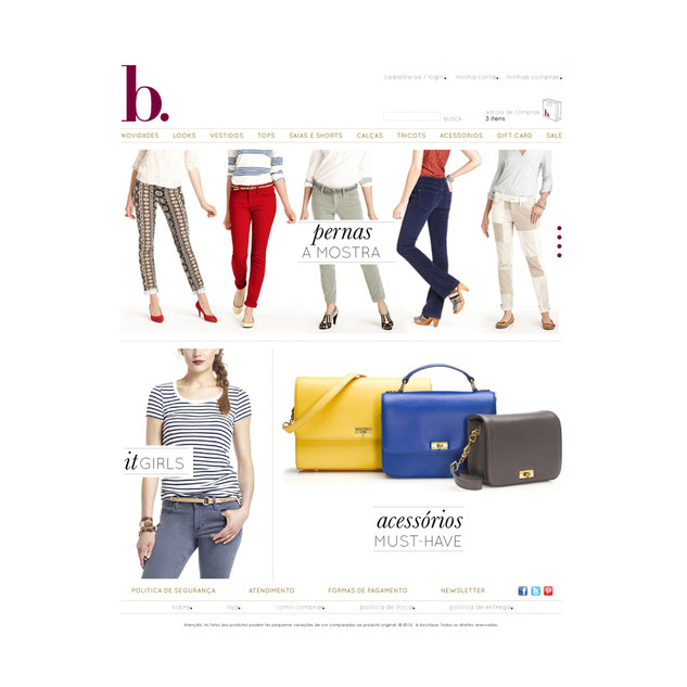 E-commerce B. Boutique