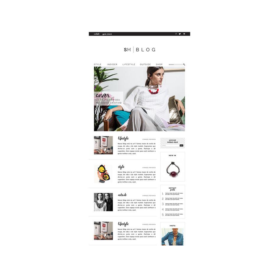 Blog Style Market