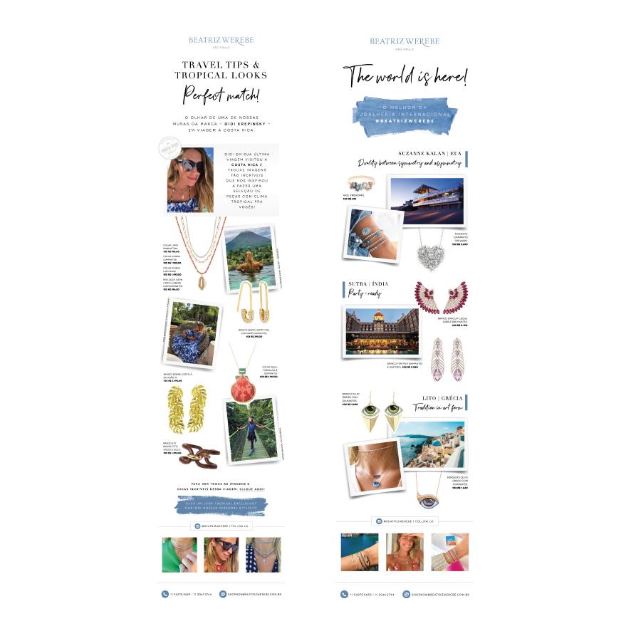 Newsletters Beatriz Werebe