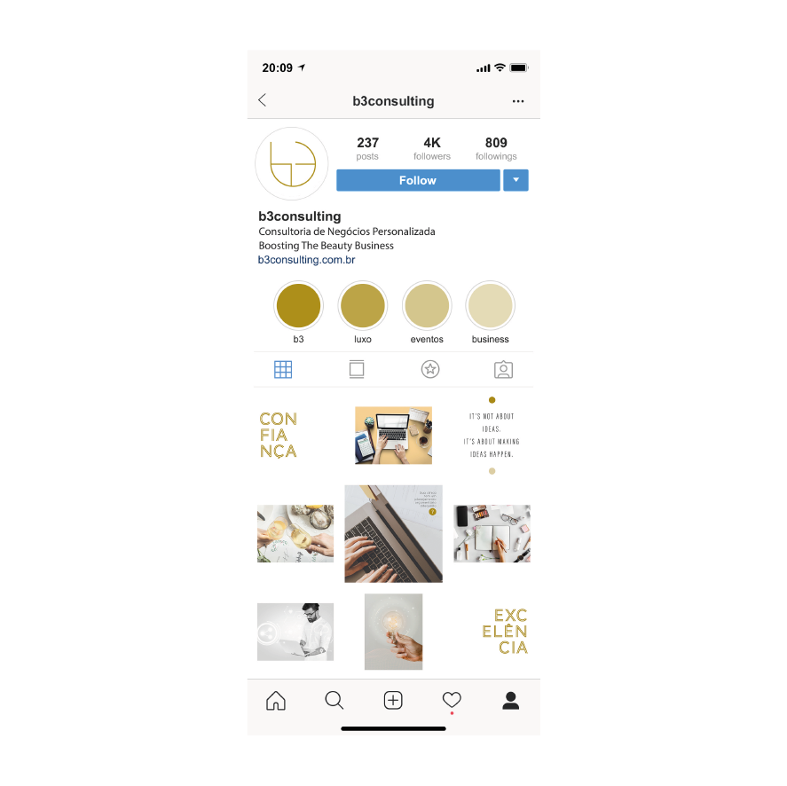 Instagram Feed B3Consulting