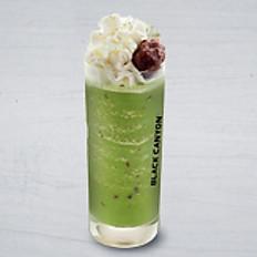 Red Bean Matcha Green Tea Frappe