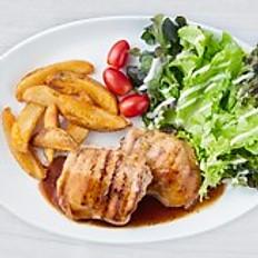 BBQ Chicken Steak