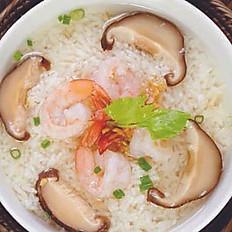 Prawn Boiled Rice