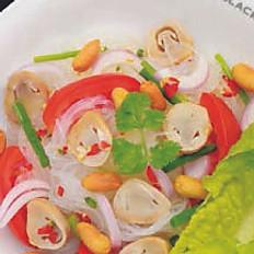 Vegetarian Spicy Glass Noodles Salad