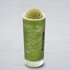 Match Green Tea Glacier Frappe