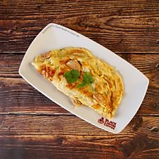 Omelet with Pork Sausage