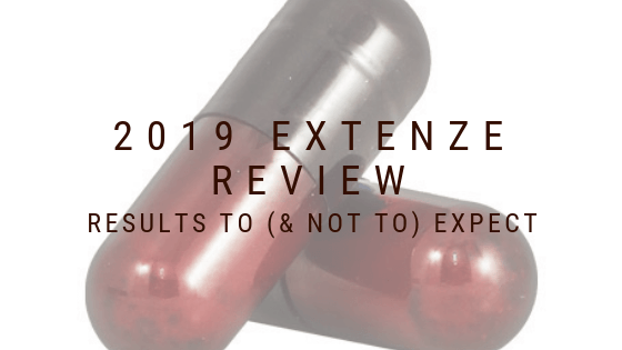Extenze discount voucher 2020