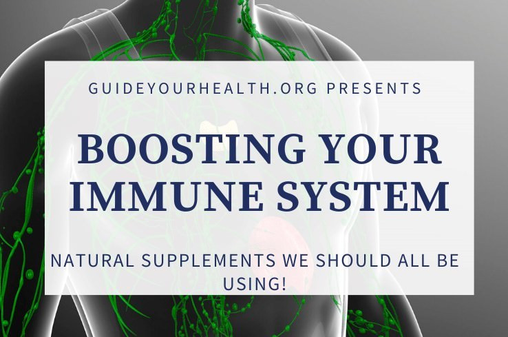 cover art for boosting your immune system, natural supplements we should all be using