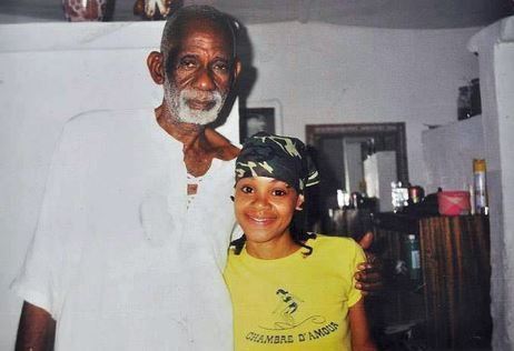 Dr. Sebi and Lisa Lefteye Lopes Prior To his death